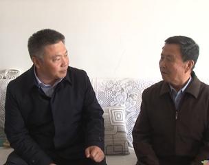 市委副书记、市长郑传记带队开展春节前慰问