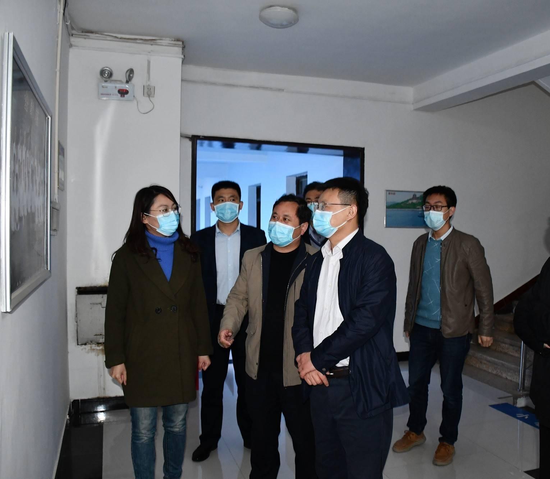 市委副书记、市长朱继坤调研金融机构支持企