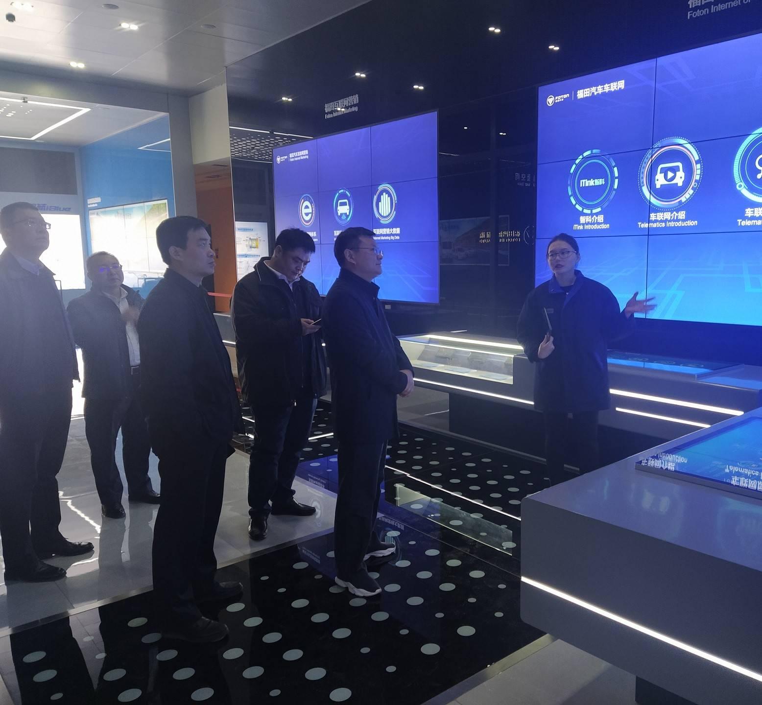朱继坤市长赴北京开展招商考察活动